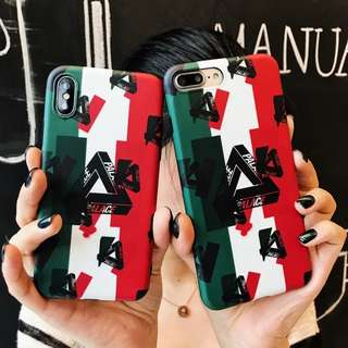 🚚 [PO] Palace IPhone 6/7/8/X Full Cover Case