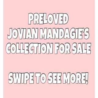 JOVIAN MANDAGIE COLLECTION