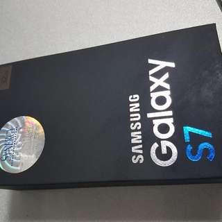 Samsung S7土豪金