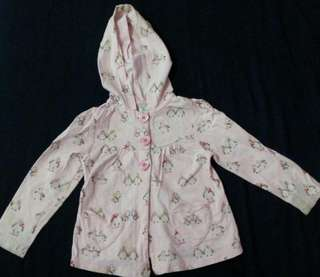 Carters parka with hoody