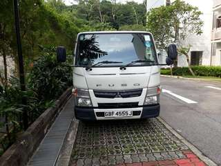 Cheap 10 ft lorry rental brand new Hp : 91694966