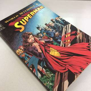 World without SUPERMAN 1993