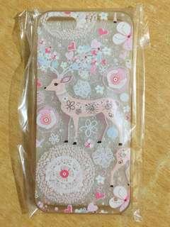 iPhone 5s 手機殼 粉紅鹿