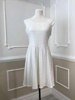 Dorothy Perkins White Dress