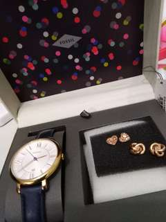 Fossil Lady Watch(100% Authentic)