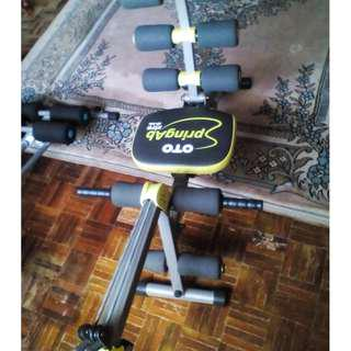OTO SPRING AB-HOME ALL IN ONE FULL BODY GYM MACHINE