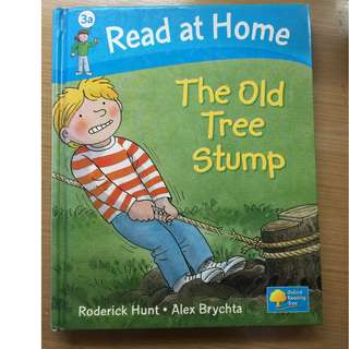 The Old Tree Stump (Read at Home, Level 3a)