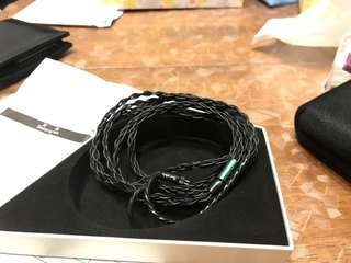 Beat Audio Emerald 8 wire 2.5 cm