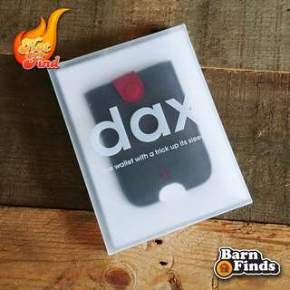 DAX CARD HOLDER AND WALLET
