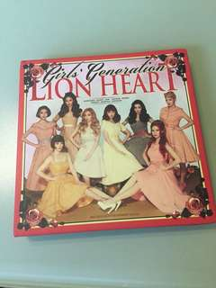Lion Heart(Girls' Generation)