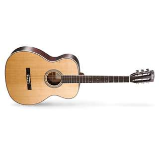 CORT L500 O-OM BODY SOLID TOP ACOUSTIC GUITAR