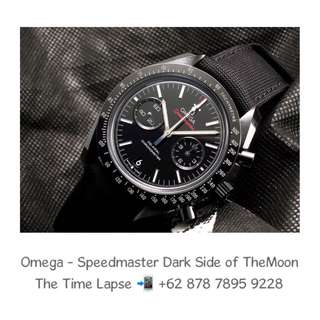 Omega - Speedmaster 'Dark Side of The Moon'