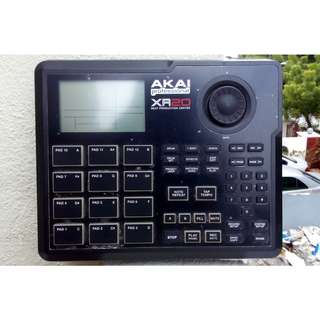 AKAI XR-20 - Beat Production Machine