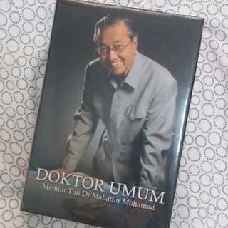 Dr Umum (Memoir Tun Dr Mahathir)