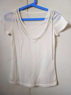 Unbranded white top