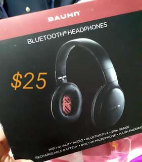 Bauhn Bluetooth Headphones