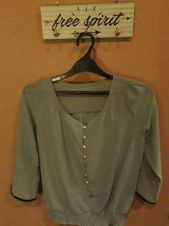 singapore blouse