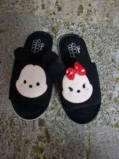 Tsum Tsum Mickey & Minnie Bedroom Slipper