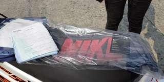 Grab time... Nike Gym Club Bag