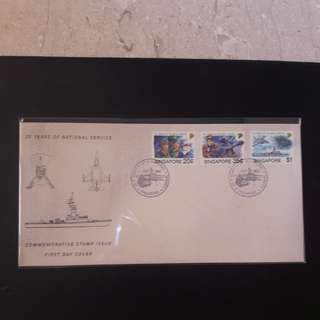 Singapore 1992 First Day Cover