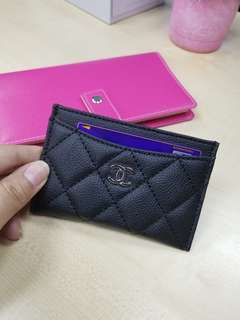 Chanel card holder 卡包