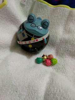 絕版!青蛙扭蛋機