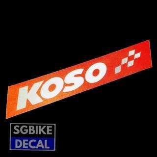Koso Reflective