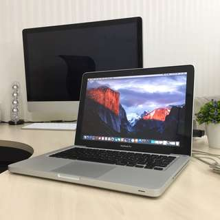 Macbook Pro MC700 4/320Gb i5 2,3Ghz 13-inch Thn 2011,Magsafe Only!!Murah