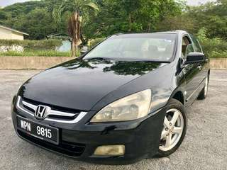 Honda Accord 2.0 (A) 2006-rebate cash 80%