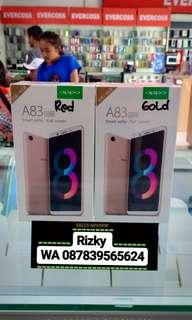 Oppo A83 2GB Garansi Resmi 1Th