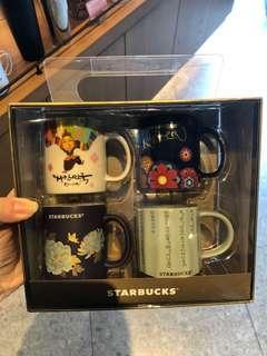 KOREA STARBUCKS mini mugs