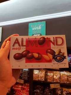 Meiji Almonds