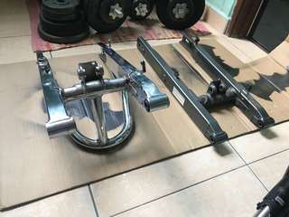 Swing Arm Yamaha Lc 135 4 speed / 5 speed