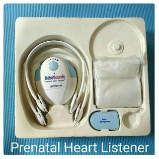 Prenatal Heart Listener