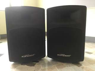 Konzert Powered Speaker 15inch