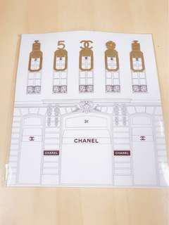 Chanel golden Clip