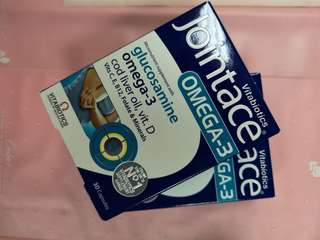 Jointace glucosamine with omega-3