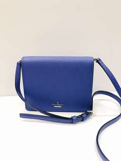 [NEW+GENUINE] Kate Spade Cameron Street Small Dody bag in Blue