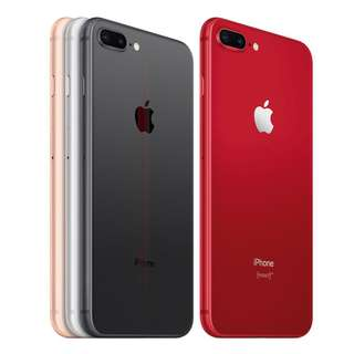 IPHONE 8 PLUS ( PRODUCT RED )