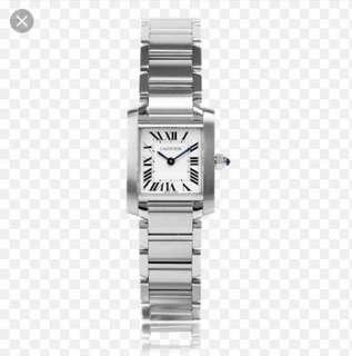 Cartier watch (authentic quality)