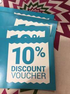 BOOK DEPOSITORY DISCOUNT VOUCHERS