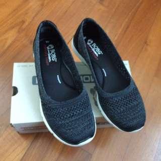 Skechers Bobs Black/Gray shoes
