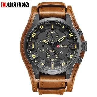 Jam tangan pria curren 8225