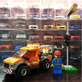 LEGO City Light Repair Truck