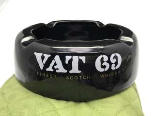 VAT 69 Ashtray