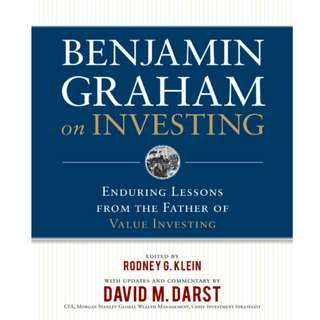 Benjamin Graham on Investing: Enduring Lessons from the Father of Value Investing (420 Page Mega eBook)