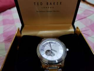 Jam tangan ted baker (ted baker watch) automatic