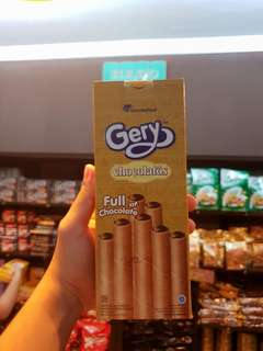 Gery chocolatos.