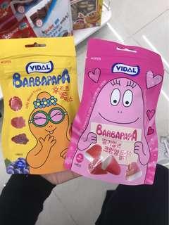 🚚 ◽️現貨◽️韓國代購 GS25 泡泡先生 軟糖