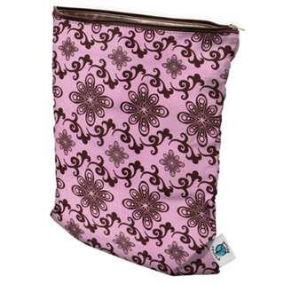 Authentic Planet Wise Wet Bag Pink Swirl